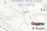 Схема проезда до компании Продлёнка 5+ в Астрахани