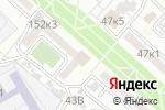 Схема проезда до компании Новый взгляд в Астрахани