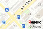 Схема проезда до компании Декларант в Астрахани