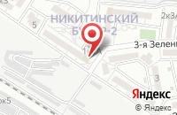 Схема проезда до компании Школа каратэ киокушинкай в Астрахани