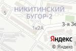 Схема проезда до компании Стрела в Астрахани