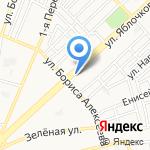 ТАКСКОМ на карте Астрахани