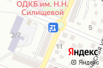 Схема проезда до компании Простоквашино в Астрахани