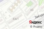 Схема проезда до компании Солнышко в Астрахани