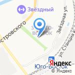 Нижне-Волжское управление Федеральной службы по экологическому на карте Астрахани