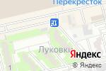 Схема проезда до компании Коломейцева и К в Астрахани