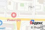 Схема проезда до компании Почтовое отделение №4 в Астрахани