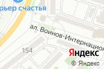 Схема проезда до компании Церковная лавка в Астрахани