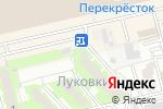 Схема проезда до компании Mulatresse в Астрахани