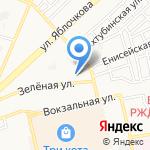 Энерготранс на карте Астрахани