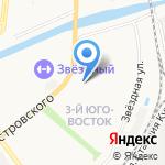 Храм Святого Благоверного Князя Александра Невского на карте Астрахани