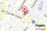 Схема проезда до компании Дом Сад Огород в Астрахани