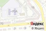 Схема проезда до компании Энерготранс в Астрахани