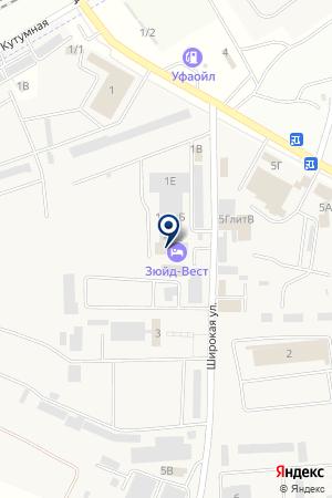 A-GYM на карте Астраханской области