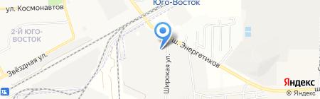 Terrikom на карте Астраханской области