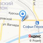 Росбанк на карте Астрахани