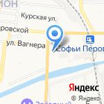 Управление Федеральной службы по надзору в сфере связи на карте Астрахани