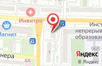 Схема проезда до компании Инвестиционно-финансовый сервис в Астрахани