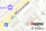 Схема проезда до компании Бухгалтерская фирма в Астрахани