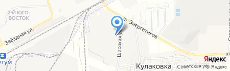 Астраханская Транспортная Компания на карте Астраханской области