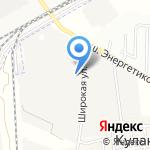 Зюйд-Вест Экспедирование на карте Астрахани