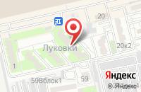 Схема проезда до компании АКВА-ПРИБОР в Астрахани