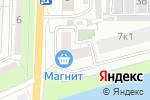 Схема проезда до компании Центр здоровой логики в Астрахани