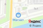 Схема проезда до компании Лайк в Астрахани