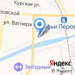 Лазер Деко на карте Астрахани