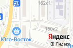 Схема проезда до компании Магазин по продаже фруктов в Астрахани