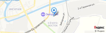 Всегда Модно на карте Астрахани