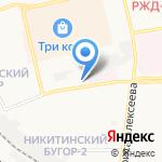 Вентиляция на карте Астрахани