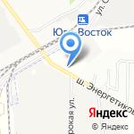 Меркулова Е.В. на карте Астрахани
