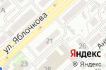 Схема проезда до компании Ломбард Плюс в Астрахани