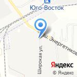 Тент-Сервис на карте Астрахани