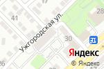 Схема проезда до компании Традиция вкуса в Астрахани