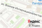 Схема проезда до компании Де Прованс в Астрахани