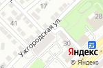 Схема проезда до компании Медведь в Астрахани