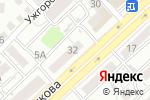 Схема проезда до компании ВентЯШ в Астрахани