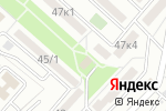 Схема проезда до компании Шанхай в Астрахани