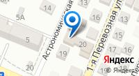 Компания ВДПО на карте