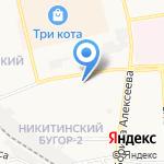 Средняя общеобразовательная школа №23 на карте Астрахани