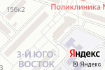 Схема проезда до компании Леди & Boss в Астрахани