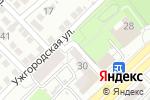 Схема проезда до компании РитмИнформ в Астрахани
