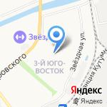 Анастасия на карте Астрахани