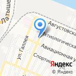 Всероссийское добровольное пожарное общество на карте Астрахани