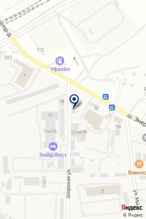 Первая Опалубочная Компания на карте Астраханской области