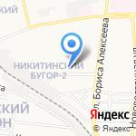 Минбанк на карте Астрахани