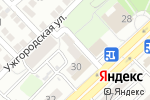 Схема проезда до компании Строймакс в Астрахани