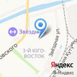 CLASSный на карте Астрахани